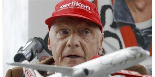 Lauda will von AUA-Deal profitieren