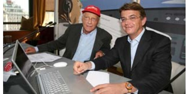 """Neue Ziele und renovierte Website bei """"NIKI"""""""