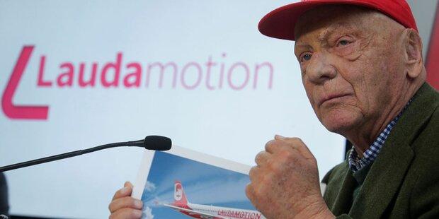 Laudamotion streicht Flüge ab Zürich