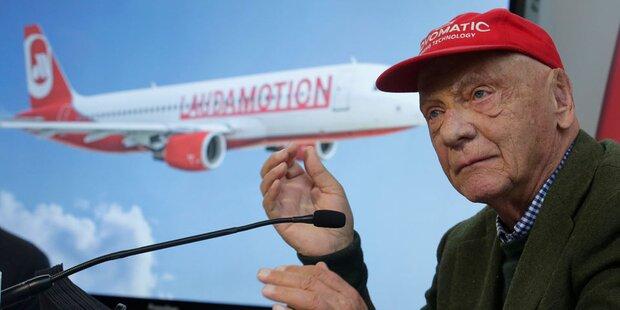 Laudamotion fliegt jetzt ab Österreich