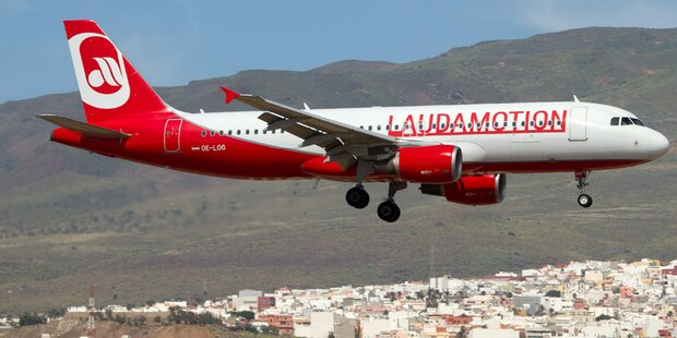 Neue Ryanair-Basis mit Laudamotion-Fliegern