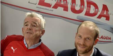 Kündigungen drohen: Lostage für die Airline Lauda
