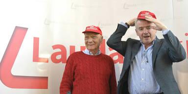 Niki Lauda prägte auch heimische Luftfahrt