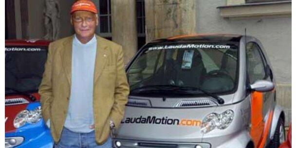 Lauda steigt bei Autofirma aus
