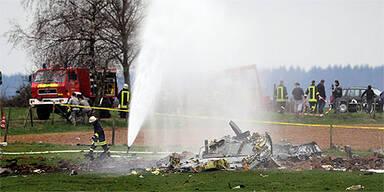 US-Kampfjet in Deutschland abgestürzt