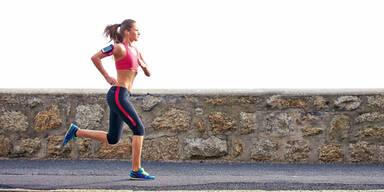 Locker laufen, schneller schlank