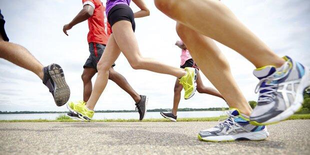 Die 8 häufigsten Probleme beim Laufen