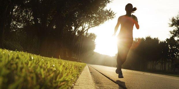 Starten Sie mit Sport in den Tag!