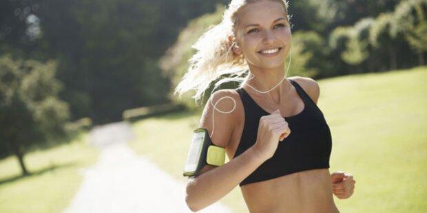 Täglich 10 Minuten Laufen verlängert Leben