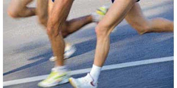 Laufen Sie sich auf den Marathon ein