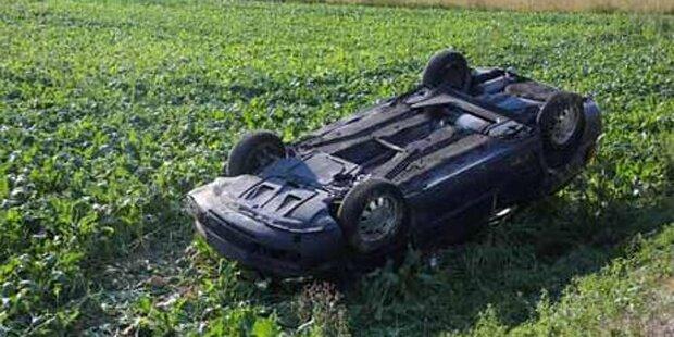 Todes-Drama: Nicht angeschnallter Beifahrer tot