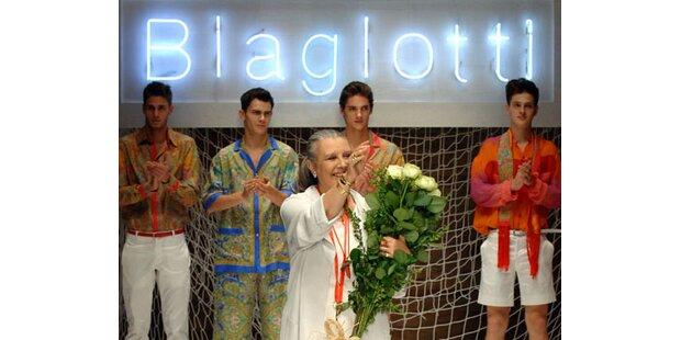 Kaschmir-Königin Laura Biagiotti wird 65