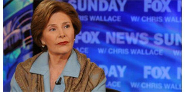 Laura Bush plant Memoiren über Zeit im Weißen Haus