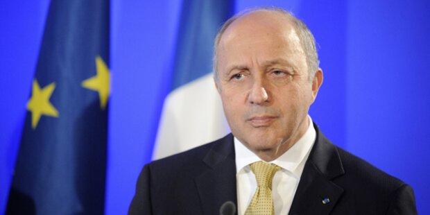 Frankreichs Minister reist von EU-Treffen ab