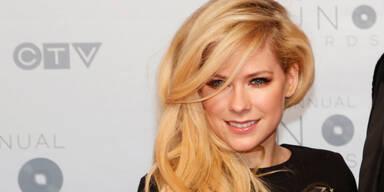 """Avril Lavigne ist """"gefährlichster Promi"""""""