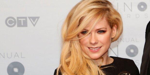 Avril Lavigne ist
