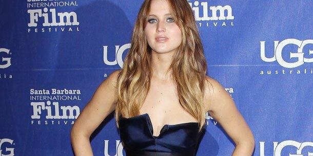 Jennifer Lawrence: Habe ungleich große Brüste