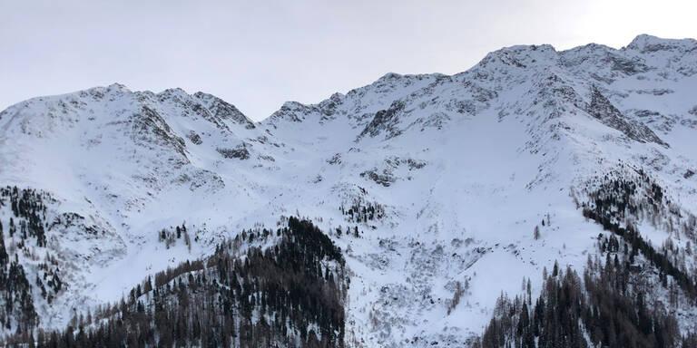 22-Jähriger bei Lawinenabgang in Tirol verletzt