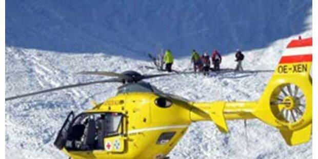 Skitourengeher tot aufgefunden