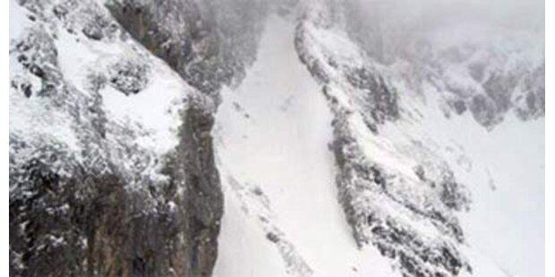 Wieder ein Lawinen-Toter in Tirol