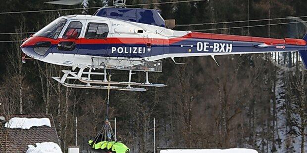 Tourengeher starb nach Lawinenabgang auf Postalm in Salzburg