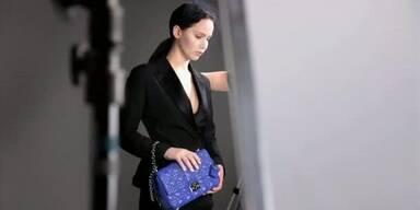 Jennifer Lawrence für Dior: Making Of