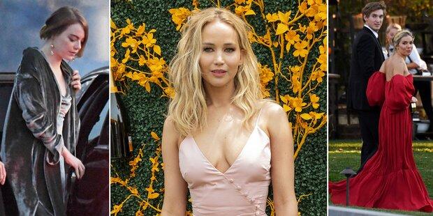 Jennifer Lawrence: So war ihre Geheim-Hochzeit