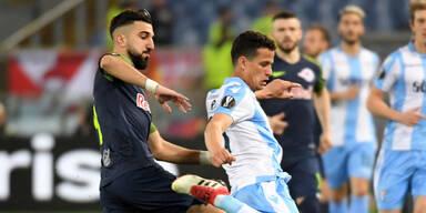 Bittere 4:2-Pleite! Lazio stoppt Bullen