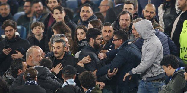Gewaltbereite Fans erwartet