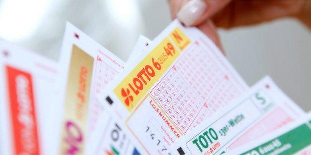 Lotto-Gewinner holt Million nicht ab