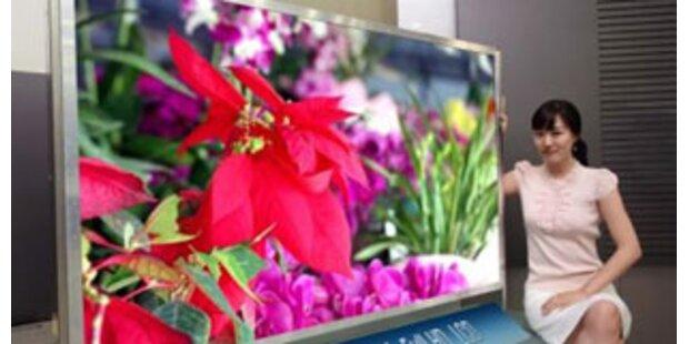 Die richtige Größe für Ihren Flat-TV