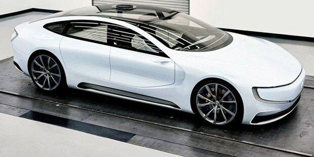 Neuer Elektro-Sportler greift Tesla an