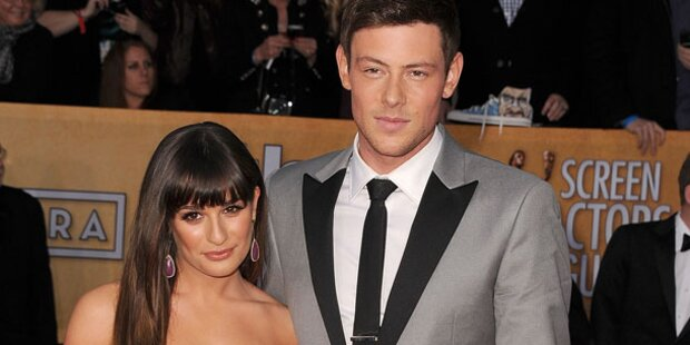 Cory Monteith wollte Lea Michele heiraten