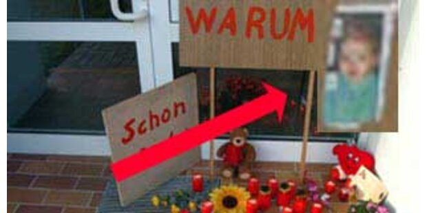 Mädchen in Deutschland verhungert