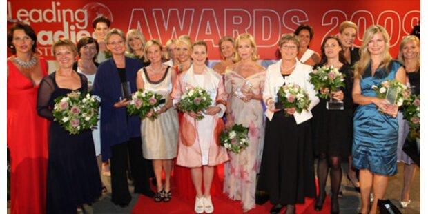 Das sind die Leading Ladies 2009