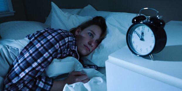 Diese 6 Lebensmittel stören Ihren Schlaf