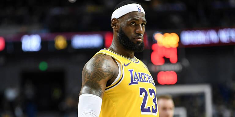 LA Lakers setzen Siegesserie fort