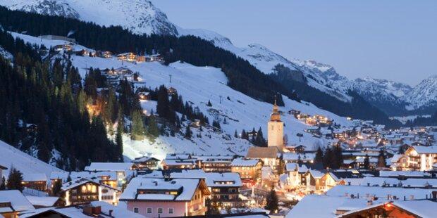 In Lech steht das teuerste Ski-Hotel