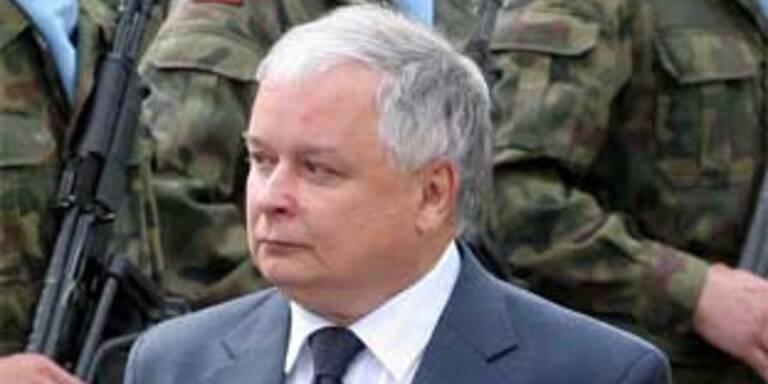 Streit um polnische Außenpolitik droht