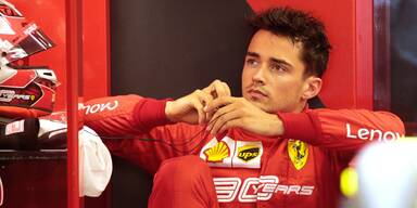 Leclerc kündigt Rache an