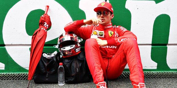 Pulverfass Ferrari droht Explosion