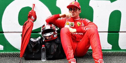Mega-Chaos bei Ferrari