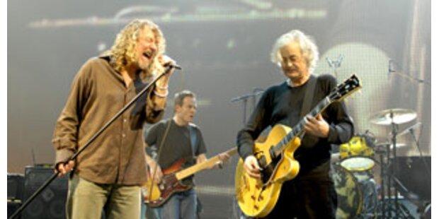 Led Zeppelin begeistern in London