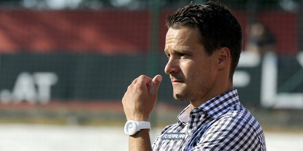 Oliver Lederer übernimmt SKN St. Pölten