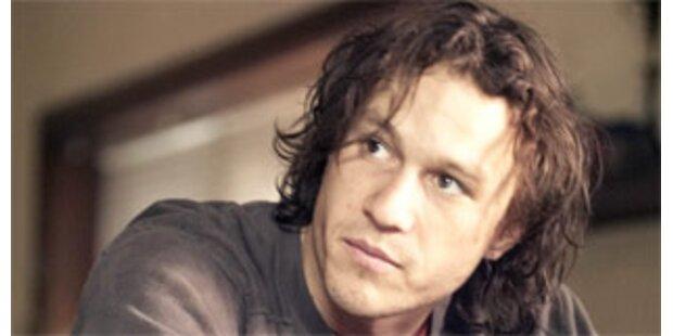 Zahlreiche Stars nahmen Abschied von Heath Ledger