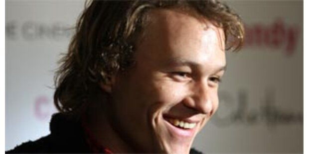 Heath Ledger starb an Überdosis