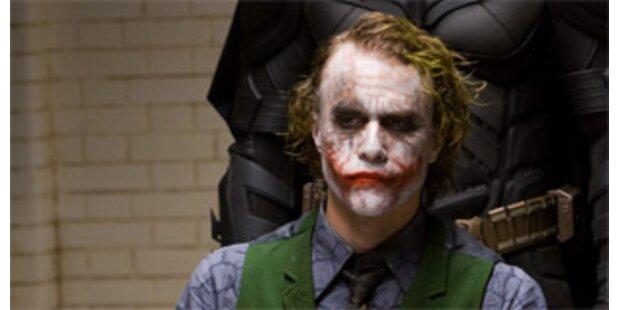 Heath Ledger Favorit für Golden Globes
