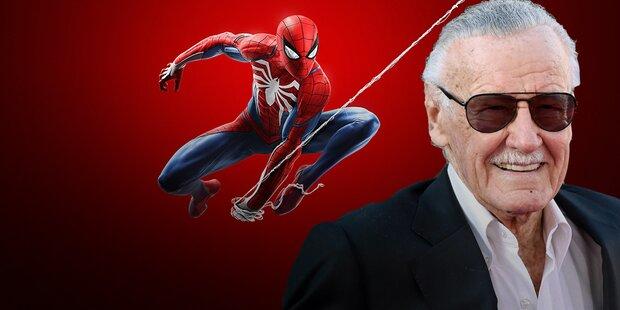 Marvel-Schöpfer Stan Lee ist tot