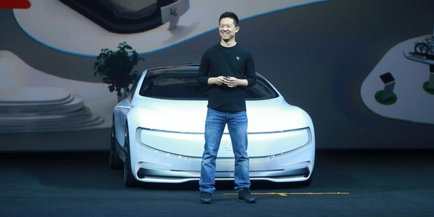 Tesla-Herausforderer LeEco vor dem Aus
