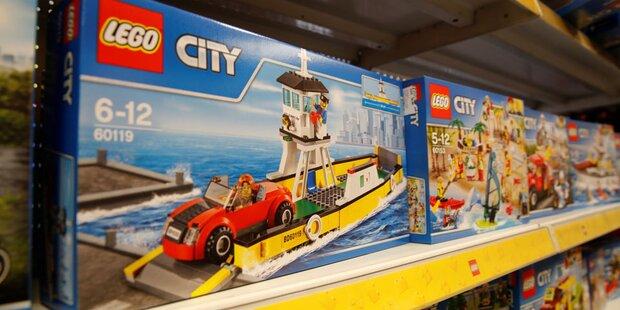 Lego streicht jetzt 1.400 Jobs